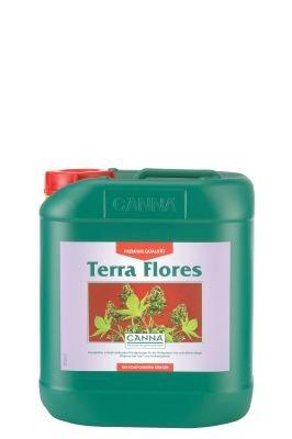 Canna Terra Flores 5L Dünger Blütedünger Nährstoffe