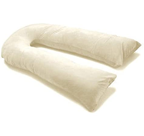 BEDWAY 10 FT Comfort U Shaped Pillow