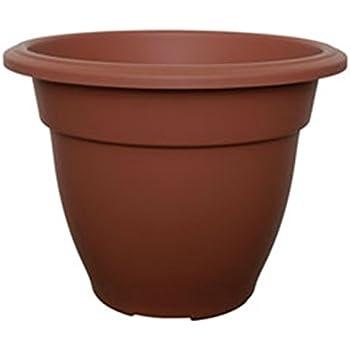 Large 45cm Round Bell Plant Pot Planters Plastic