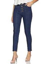 AKA CHIC Women's Slim Fit Jeans