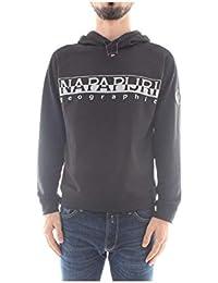 06a78358ee02e Amazon.co.uk  Napapijri - Hoodies   Hoodies   Sweatshirts  Clothing