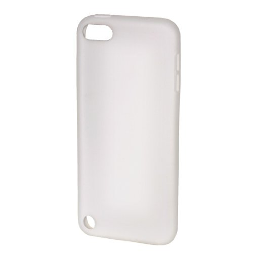 Hama Sport Case für Apple iPod touch 5G/6G/7G, Silikon, transparent (Case Touch 5g Skins Ipod)