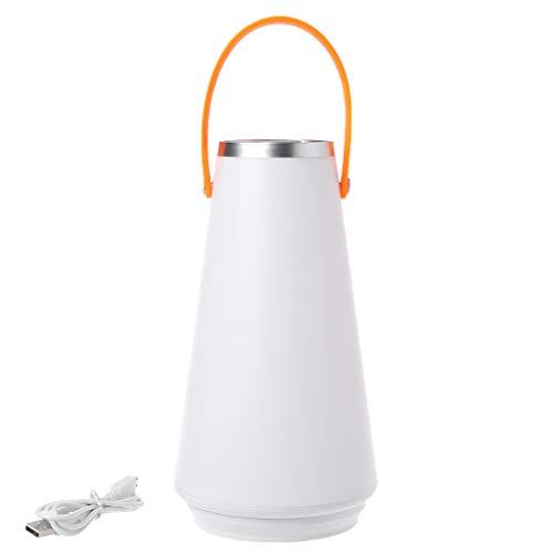YOFO Lampe De Table Portable Camping Lanterne Sans Fil Led Nuit Rechargeable Lampe De Table Capteur Capteur Extérieure Usb Chargeur Livre Lumière Chambre
