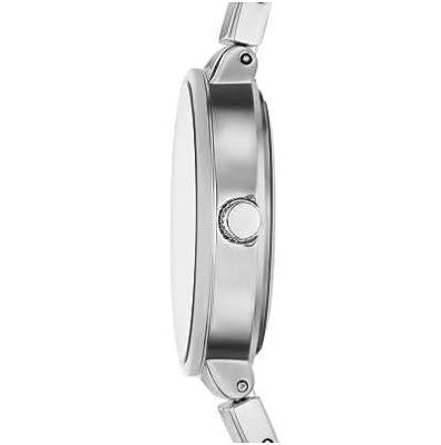 DKNY Reloj Analógico para Mujer de Cuarzo con Correa en Acero Inoxidable NY2694 de DKNY