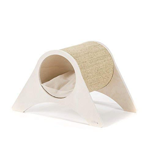 COTEC 'Vaderi 300' - Tiragraffi orizzontale per gatti (44 x 68 x 50 cm)