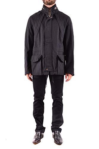 Marc Jacobs Herren Mcbi31847 Schwarz Wolle Jacke