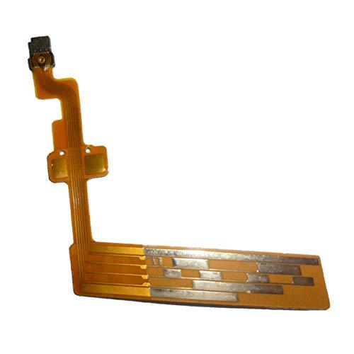 BIYI Piezas de reparación EF-S 18-55mm F3.5-5.6 IS 18-55 II Lente Focus Cepillo eléctrico Flex Cable...
