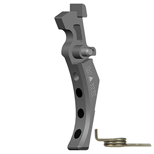 Maxx Model Airsoft CNC Aluminum Advanced Speed Trigger Type D Softair bb's