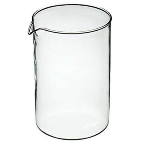 First4spares, Glasbehälter für französische Kaffeepresse / Kaffeebereiter, 12 cm Durchmesser, 1,5 Liter