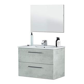31Ov%2Bbb3WML. SS324  - 13 Casa Atena H01 - Colgador de baño, melamina, 30 x 25 x 150 cm