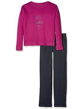 Schiesser Mädchen Zweiteiliger Schlafanzug Family Anzug Lang