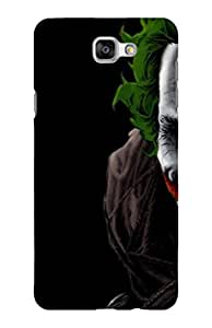 Artistique's High Quality Printed Designer Back Cover For Samsung Galaxy J7 Prime Batman Joker