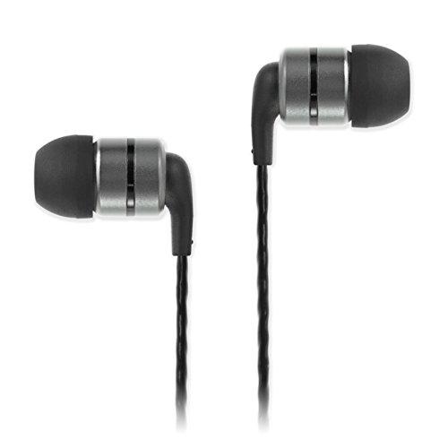 SoundMAGIC E80 - Premium High Fidelity In-Ear-Kopfhörer, Silber - Sansa Bluetooth Mp3-player Mit