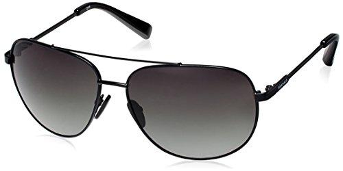 Fastrack Aviator Sunglasses (Black) (M131GR2) image