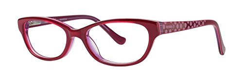 kensie-gafas-de-sol-rojo-45-mm