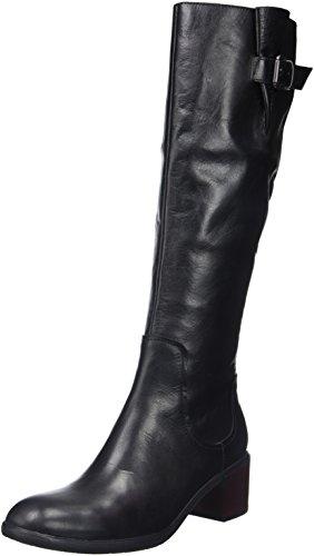 Un Matin d'EtéArwen - Stivali classici al ginocchio Donna , nero (Noir (Veau Merengo Noir)), 39 EU