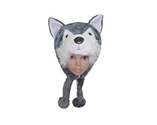 Cappello unisex lupo cap0048