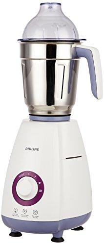 Philips HL7699/00 750-Watt Mixer Grinder (White/Grey)