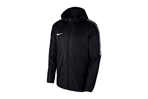 Nike Herren Men's Dry Park18 Football Jacket Black/White L