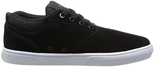 Etnies Jameson Mt, Herren Sneakers Schwarz (976/BLACK/WHITE)