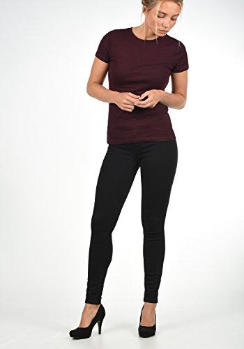ONLY Feli Damen Jeans Denim Hose Röhrenjeans Aus Stretch-Material Skinny Fit, Farbe:Black, Größe:XS/ L34 -