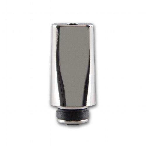 Mundstück JustFog 1453 flach für E-Zigarette Ultimate aus Metall in silber