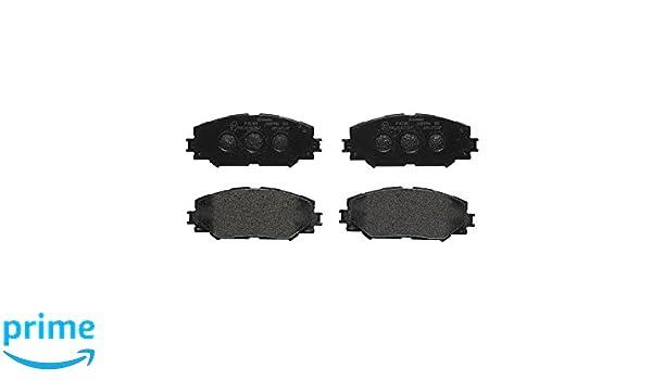 plaquette de frein arrière toyota rav 4 1,8 2,0 Textar disques de Frein