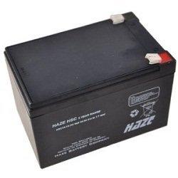 12V 12Ah Haze Sealed Lead Acid (AGM) Mobility Scooter Battery