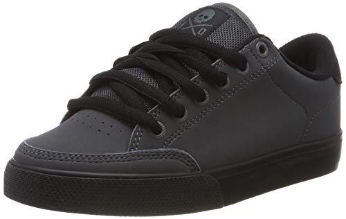 C1RCA AL50 Adrian Lopez Lightweight Insole Skate Shoe, Scarpe da Skateboard Uomo, Shadow/Black, 39 EU