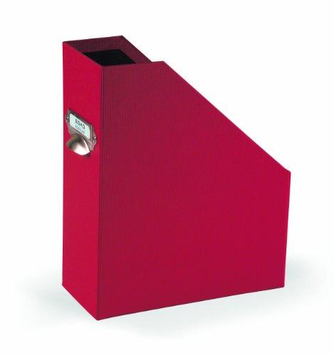 Preisvergleich Produktbild Stehsammler M. Griff S.O.H.O. Rot Für A4