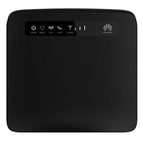 Huawei E5186 LTE Router, schwarz