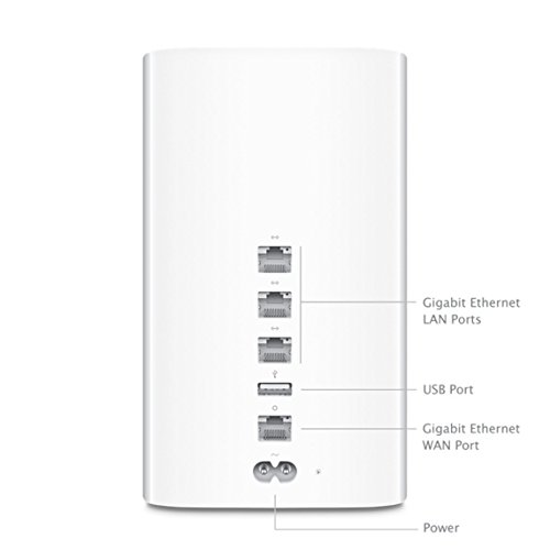 Apple 802.11AC 2TB Airport Time Capsule (Launched June 2013)