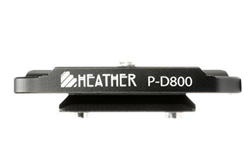 Heather p-d800 corpo macchina piastra per Nikon