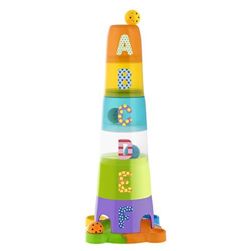 Chicco-00009308000000 Súper Torre Apilable, (Artsana 13)