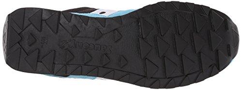 Saucony Originals Shadow Herren Sneakers Black/Blue