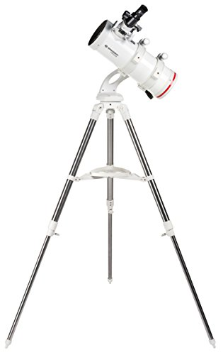 Bresser Spiegel Teleskop Messier NT-114/500 NANO mit Montierung und Zubehör