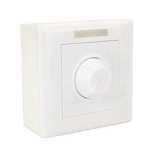 Global LED Infrared Remote Control Dimmer Switch for Lighting AC90-240V