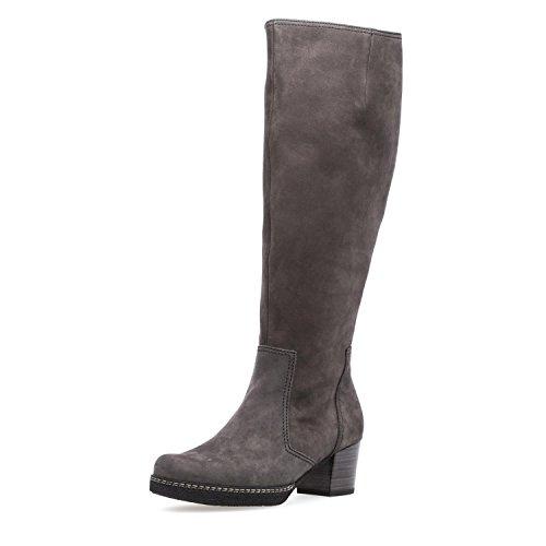 Gabor Damen Stiefel Schaftweite XL 76.668.31 grau 330081