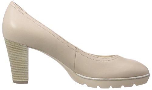 Högl 1- 10 6200, Chaussures à talons - Avant du pieds couvert femme Beige - Beige (1800)