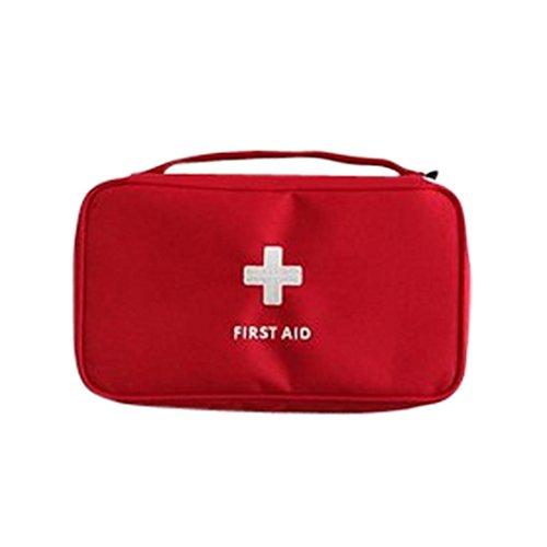 Caja de Slmacenamiento, Emergencia supervivencia botiquín de primeros auxilios tratamiento al aire...