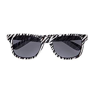 WIDMANN 0334b?Gafas a Rayas, One Size