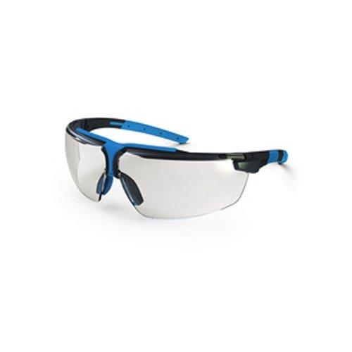 Uvex i-3 9190 Augenschutz mit Sicherheit, anthrazit/blau, 9190275