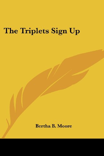The Triplets Sign Up