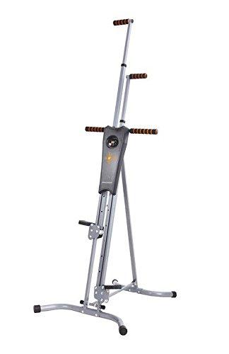 Total Fit Climber máxima de Cuerpo Entero Trainer | Ejercitar Brazos y Piernas | Vertical Climber | Fitness Dispositivo para Entrenamiento de Cuerpo Entero