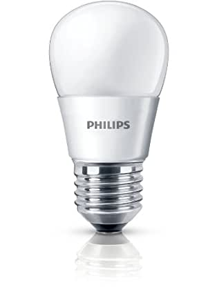 philips led lampe ersetzt 25watt e27 2700 kelvin warm wei 2 7 watt 250 lumen. Black Bedroom Furniture Sets. Home Design Ideas