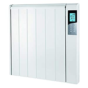 Tenco TH811 – Emisor térmico de bajo consumo,1200 W de potencia, Color Blanco