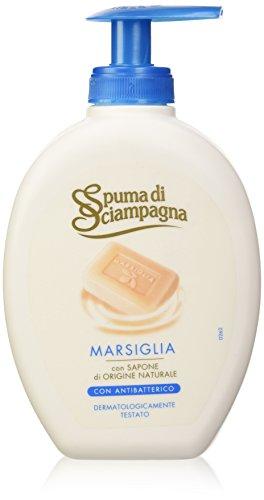 Spuma di Sciampagna - Sapone Liquido Marsiglia, 250 ml
