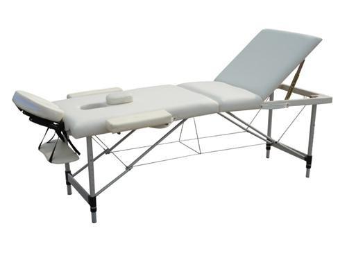 D&S Vertrieb Massageliege – Aluminium 3 Zonen - 4