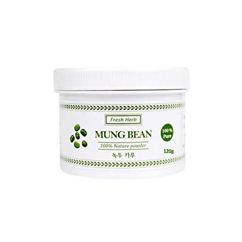 Fresh Herb Pack polvo mascarilla facial frijol mungo