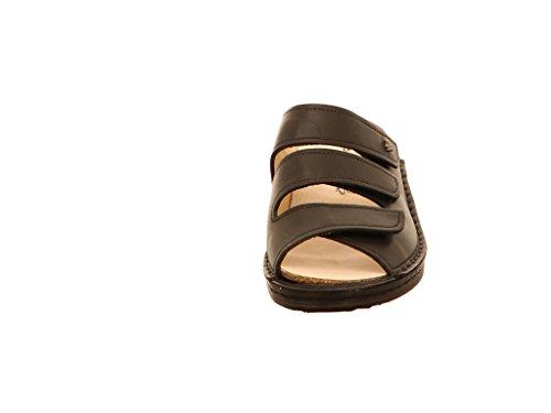 Finn Comfort 02665014099, Mules pour Femme Noir